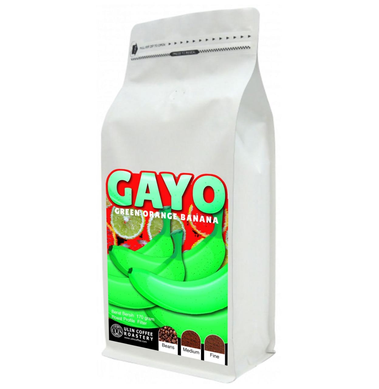 Arabica Gayo Premium 500 gr